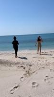 Alessandra Ambrosio and Izabel Goulart - Bikini Girls 7/3/2020