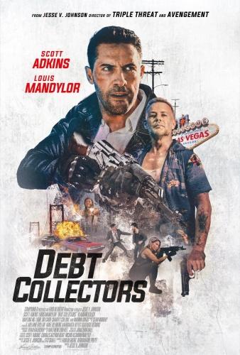 Debt Collectors 2020 DVDRip x264-RedBlade
