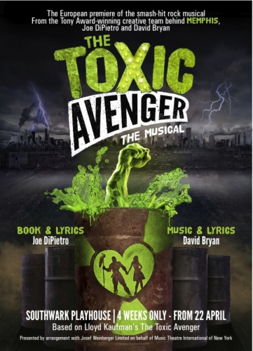 The Toxic Avenger The Musical 2018 1080p AMZN WEBRip DDP2 0 x264 NTG