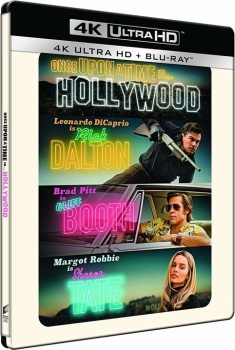 C'era una volta a... Hollywood (2019) Full Blu-Ray 4K 2160p UHD HDR 10Bits HEVC ITA JAP DTS-HD MA 5.1 ENG DTS-HD MA 7.1