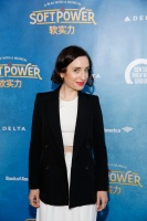 Zoe Lister-Jones   -                       ''Soft Power'' Premiere Los Angeles May 16th 2018.