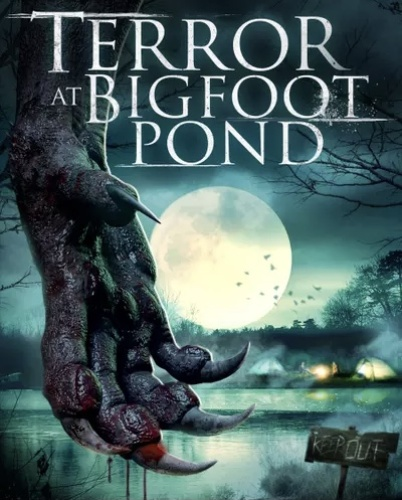 Terror at Bigfoot Pond 2020 1080p AMZN WEBRip DDP2 0 x264-MESEY