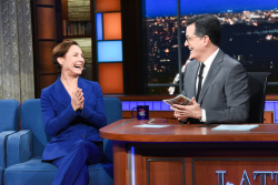 Laurie Metcalf - The Late Show with Stephen Colbert: April 16th 2019