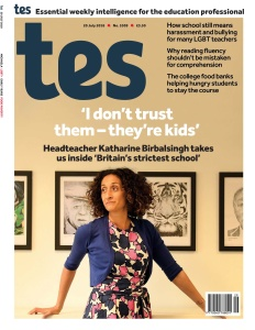 Times Educational Supplement - July 20 (2018)