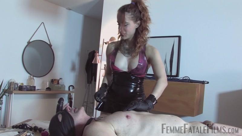 Goddess Jenilee starring in video (Plugs, Spit, Sounds – Super HD) of (Femme Fatale Films) studio [FullHD 1080P]
