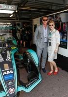 Natalie Dormer -          Monaco E-Prix Monte Carlo May 11th 2019.