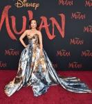 Ming Na Wen   -        ''Mulan'' World Premiere Hollywood March 9th 2020.