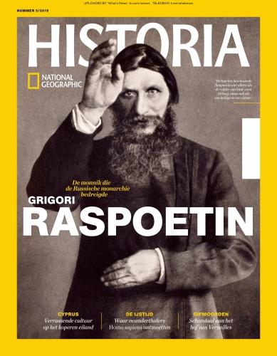 National Geographic Historia Netherlands - 12 (2019)