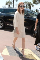 Julianne Moore -                     Cannes May 11th 2018.