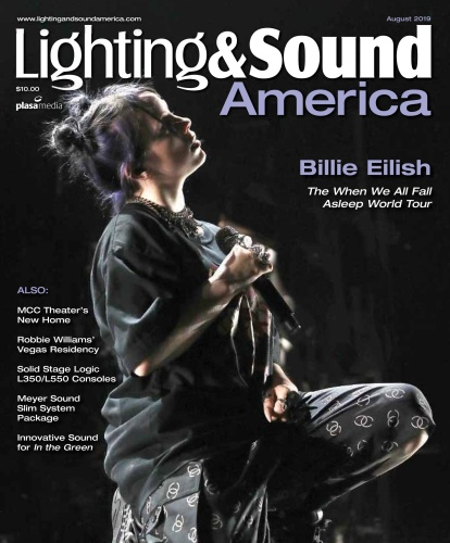 Lighting & Sound America - August (2019)