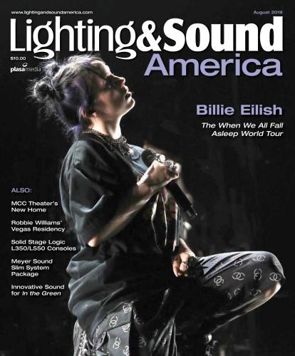 Lighting & Sound America - August (2019)