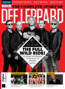 Classic Rock The Complete Story of Def Leppard (2019)
