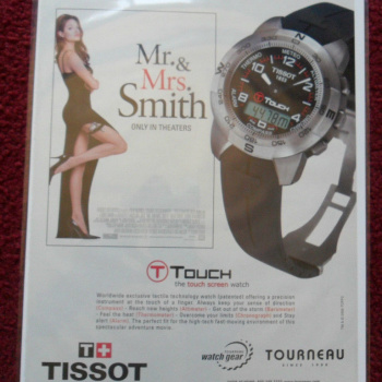 Watch Pitt Is Wearing In Mr Mrs Smith Watchuseek Watch Forums