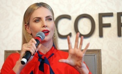 Charlize Theron - Global Education and Skills Forum 2018, Day 1 in Dubai 3/17/18