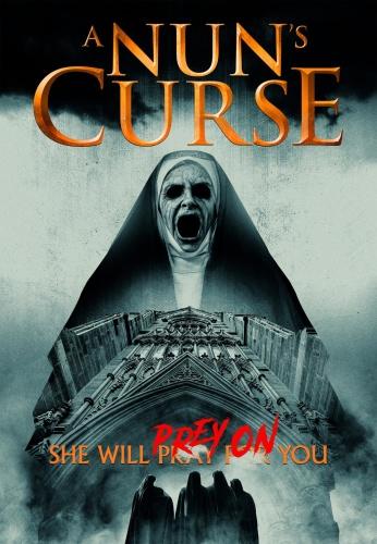 A Nuns Curse 2020 720p HDRip x264 [Dual Audio][Hindi+English]-1XBET