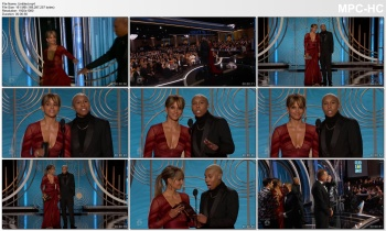 HALLE BERRY *cleavage* - (broadcast) - 76th Annual Golden Globe Awards - 1.6.2019
