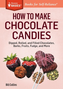 How to Make Chocolate Candies - Dipped, Rolled, and Filled Chocolates, Barks