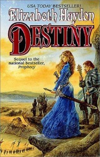 Destiny - Elizabeth Haydon