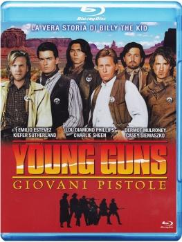Young Guns - Giovani pistole (1988) .mkv HD 720p HEVC x265 AC3 ITA-ENG