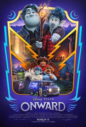 Onward 2020 720p WEB-DL XviD AC3-FGT