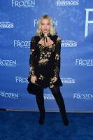 "Dove Cameron -        ''Frozen"" Premiere Hollywood Pantages Theatre December 6th 2019."