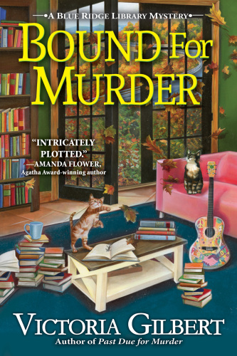 Bound for Murder by Victoria Gilbert