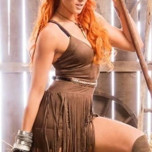 Becky lynch sexy naked