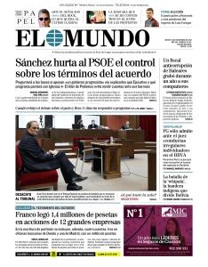 El Mundo - 19 11 (2019)