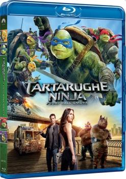 Tartarughe Ninja - Fuori dall'ombra (2016) Full Blu-Ray 44Gb AVC ITA DD 5.1 ENG TrueHD 7.1 MULTI