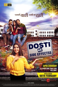 Dosti Ke Side Effects 2019 WebRip Hindi 720p x264 AAC 5 1 ESub - mkvCinemas