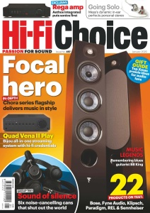 Hi-Fi Choice - Issue 457 - January (2020)