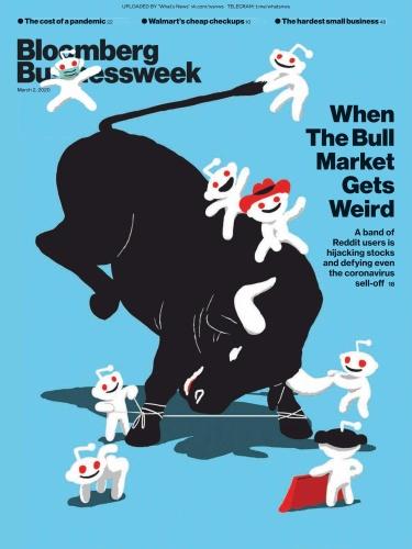 Bloomberg Businessweek Europe - 02 03 (2020)