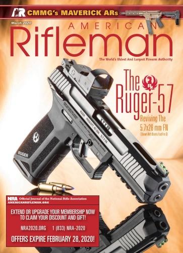 American Rifleman - March (2020)