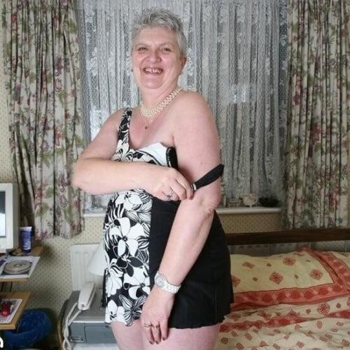 Granny undressing porn