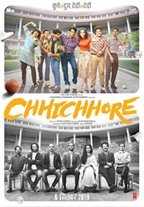 Chhichhore (2019) Hindi 1080p Proper HD AVC - UNTOUCHED - 1GB - ESubs