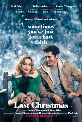Last Christmas 2019 HDRip XviD AC3-EVO