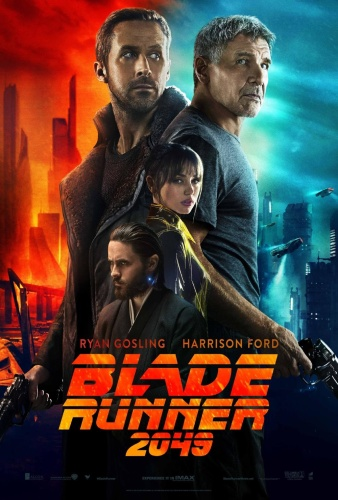 Blade Runner 2049 - 2017 BluRay 720p Dual Audio Hindi 2 0 + English 5 1 x264 AAC E...