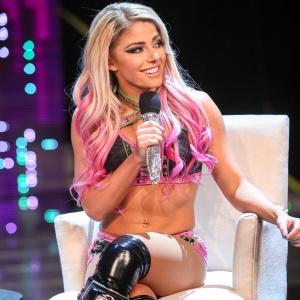 Alexa Bliss - WWE Raw in Dallas - 07/01/2019