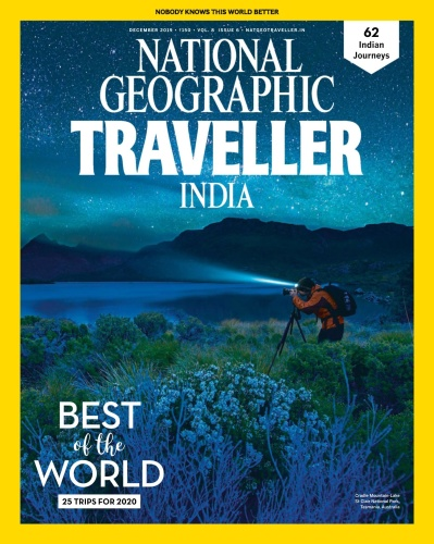 National Geographic Traveller India - December (2019)