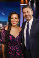Robin Thede - Jimmy Kimmel Live: August 6th 2019