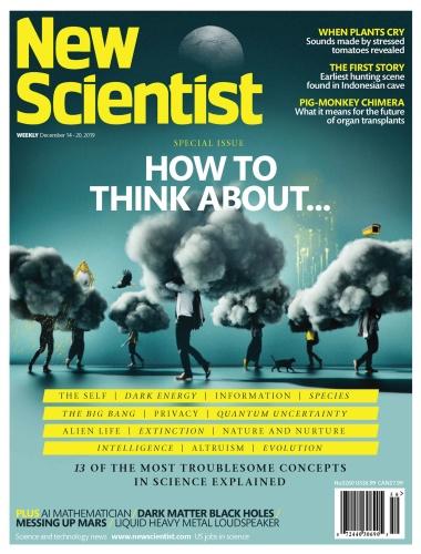 New Scientist - 12 14 (2019)