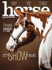 Horse Illustrated  June (2017)