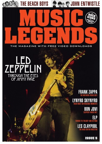 Music Legends  Issue 5 (2020)