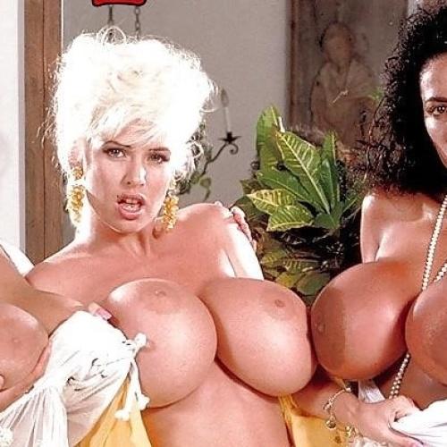 Girls with big tits lesbians