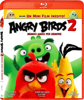 Angry Birds 2 - Nemici amici per sempre (2019) BD-Untouched 1080p AVC DTS HD-AC3 iTA-ENG
