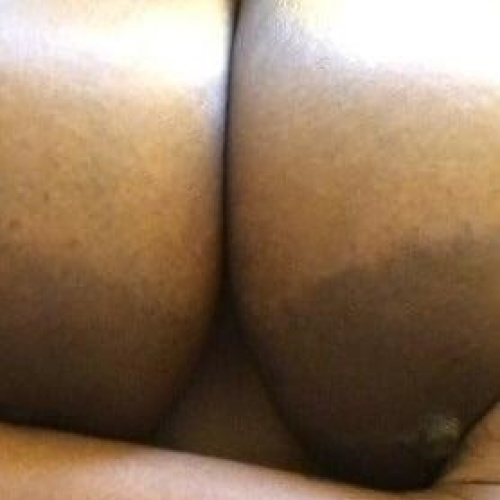 Light ebony big tits