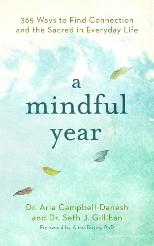 A Mindful Year- 365 Ways to Find Connection and the Sacred in Everyday Life