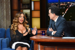Niecy Nash - The Late Show with Stephen Colbert: June 7th 2018