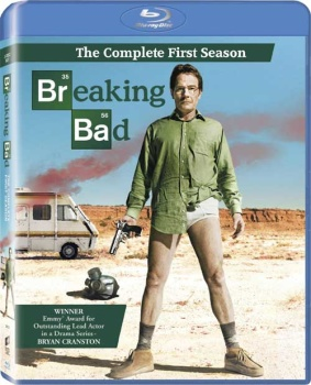 Breaking Bad - Reazioni collaterali - Stagione 1 (2009) [2-Blu-Ray] Full Blu-ray 89Gb AVC ITA DD 5.1 ENG DTS-HD MA 5.1