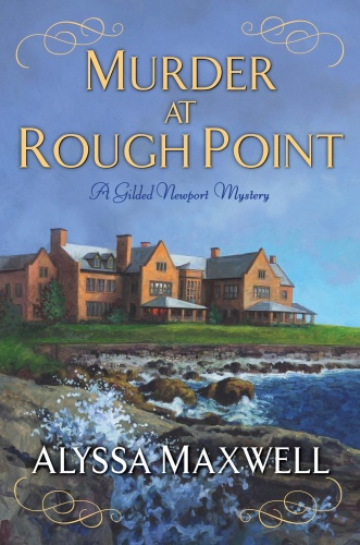 Murder at Rough Point - Alyssa Maxwell